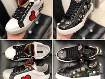 Кеды Dolce&Gabbana