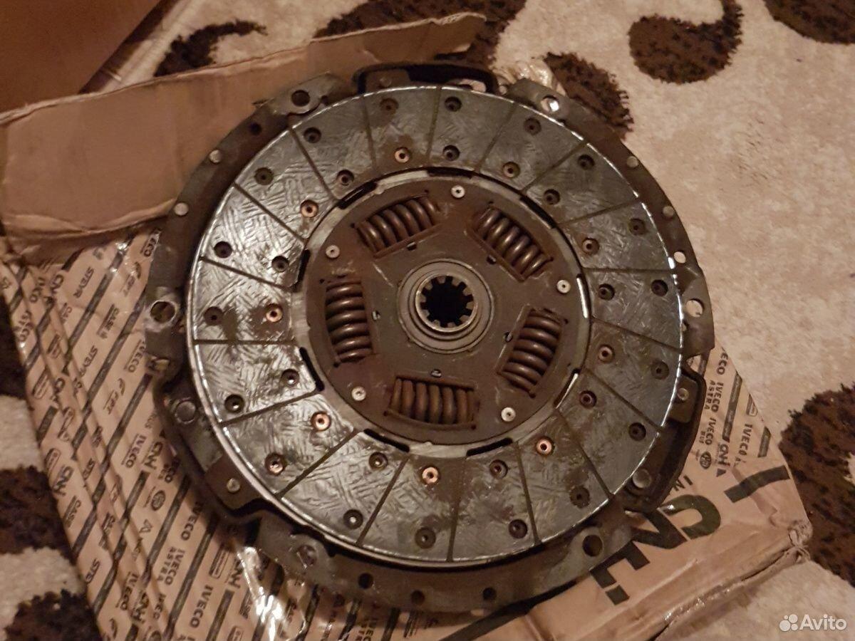 Диск цеплений с карзиной на Ивеко дейли 3л  89227722245 купить 2