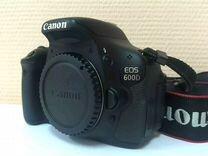 Canon 600d body в идеальном состоянии