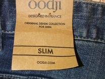 Новые Джинсы слим (узкие) oodji, размер 33-34, нов