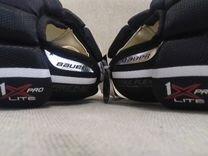NEW перчатки Bauer 1X Pro, S18 /для профи, 14 разм