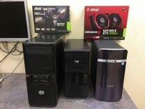 Компьютеры i7, i5, i3, офисные и игровые. Гарантия