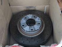 Тормозные диски Mazda 6 Otto Zimmerman