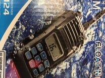 Радиостанция Icom IC-M24 морская с рмрс