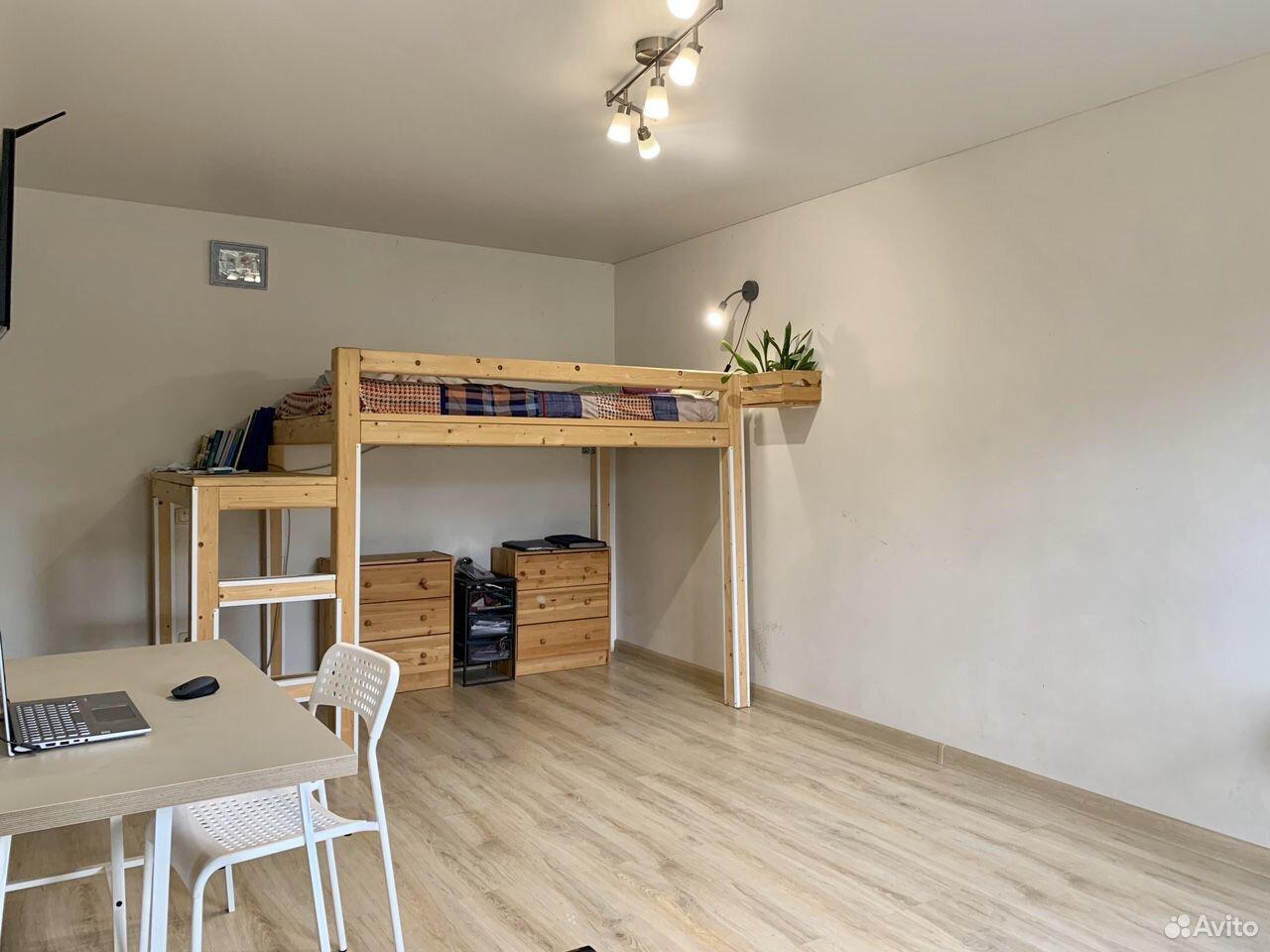 1-к квартира, 33.5 м², 2/6 эт.  89625018065 купить 4