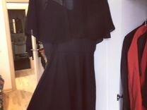 Платье новое с накидкой M - L — Одежда, обувь, аксессуары в Санкт-Петербурге
