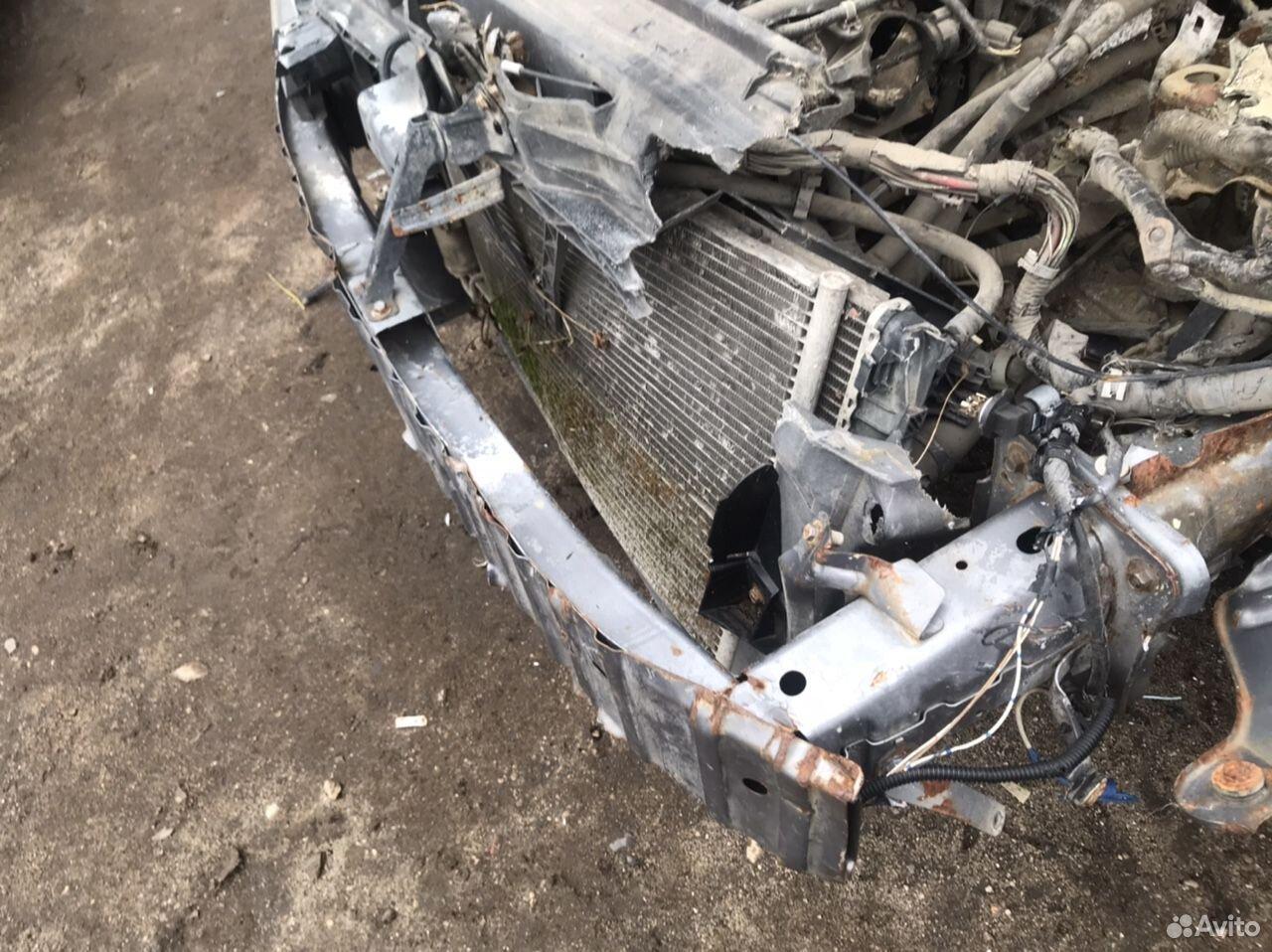 89644905044  Усилитель передний Mazda 3bk 2.0