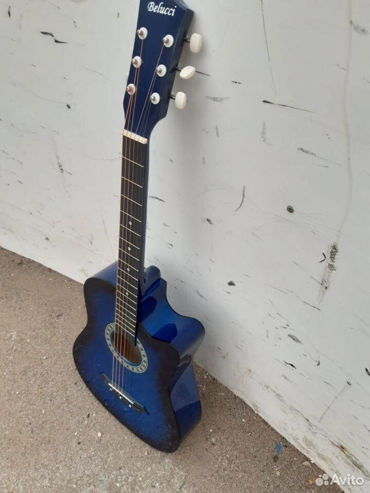 Гитара Belucci BC3810 BLS  89297550094 купить 3