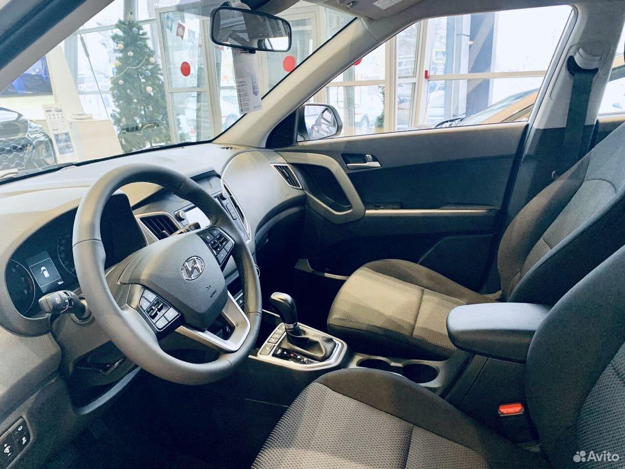 Hyundai Creta, 2020  89133308137 купить 6