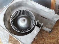 Мотор печки Nissan sunny