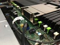 Сервер Dell R630 8SFF 2x E5-2640v3 64 GB