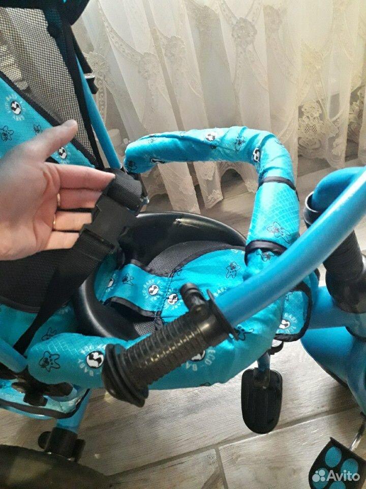Трехколесный велосипед  89180951366 купить 4