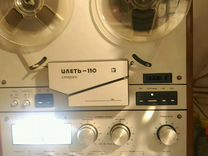 Катушечный магнитофон Илеть-110