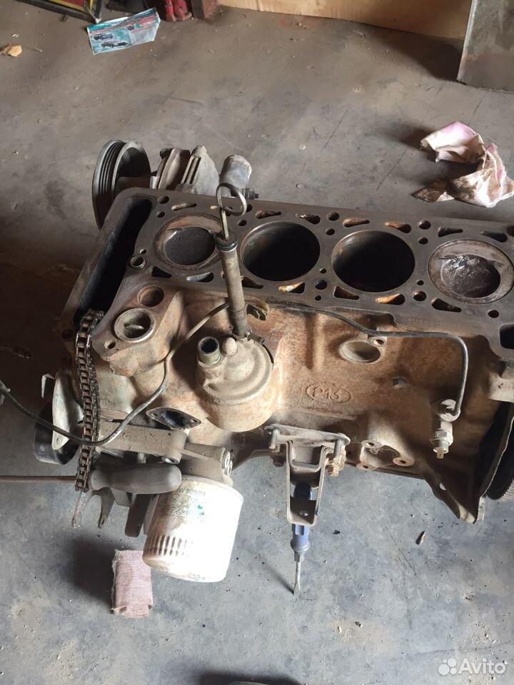Двигатель нива chevrolet 1.7  89614064483 купить 1