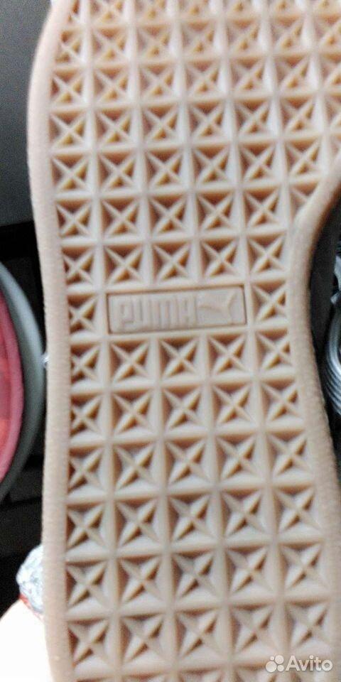 Кроссовки Puma,р.37-38, оригинал,кожа  89272872007 купить 7