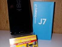 Смартфон SAMSUNG Galaxy J7 (2017) новый