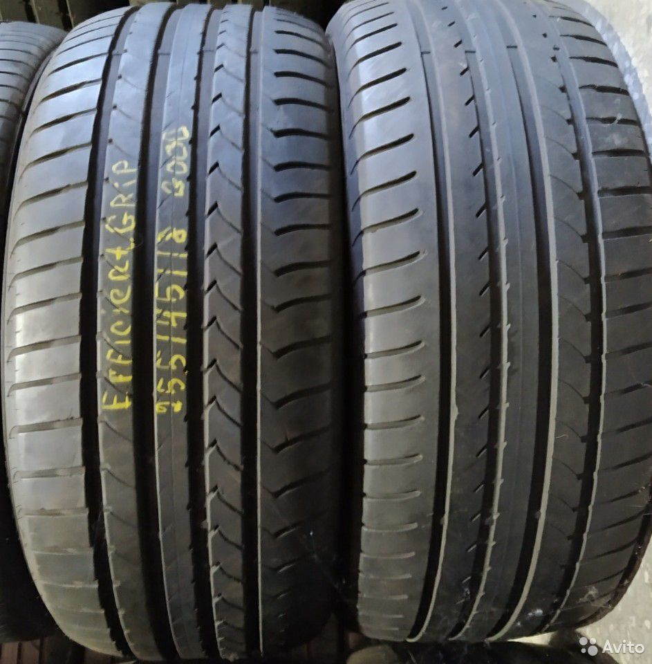 255-45-18 Goodyear EfficientGrip  89287495686 купить 1