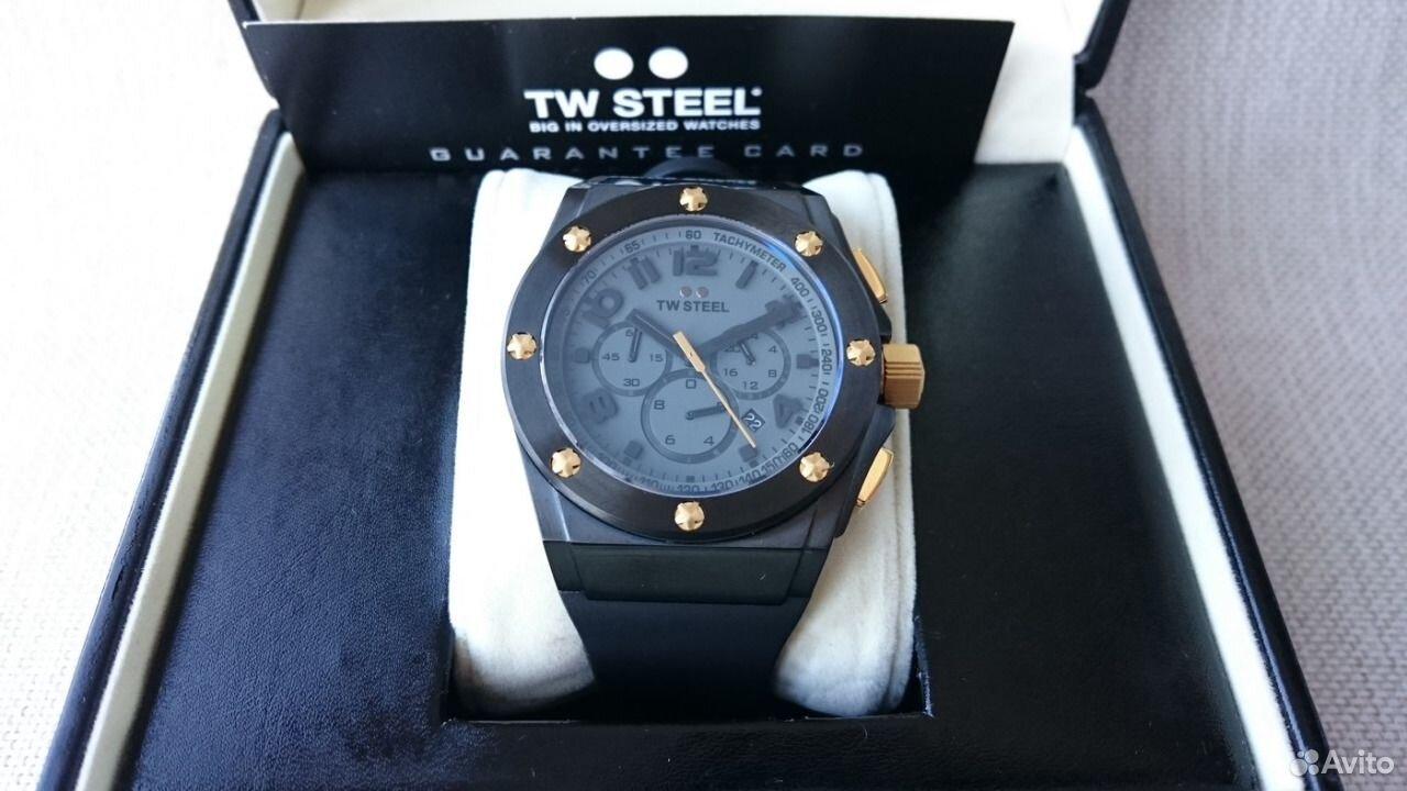 Мужские спортивные часы Хронограф TW Steel Обмен  89525003388 купить 3