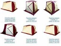 Палатка для Зимней Рыбалки Снегирь 2Т 3Т 4Т Long