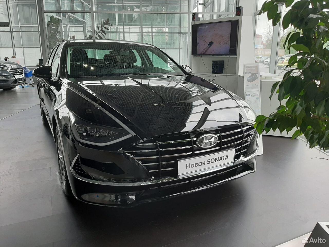 Hyundai Sonata, 2020  89133308137 купить 3