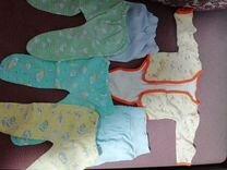 Ползунки и распашонки — Детская одежда и обувь в Омске