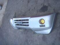 Mitsubishi Pajero (V70) бампер передний