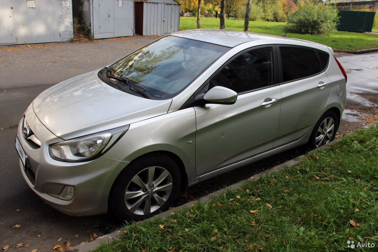 Hyundai Solaris, 2012  89584201723 купить 1