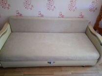 Большой выдвижной диван