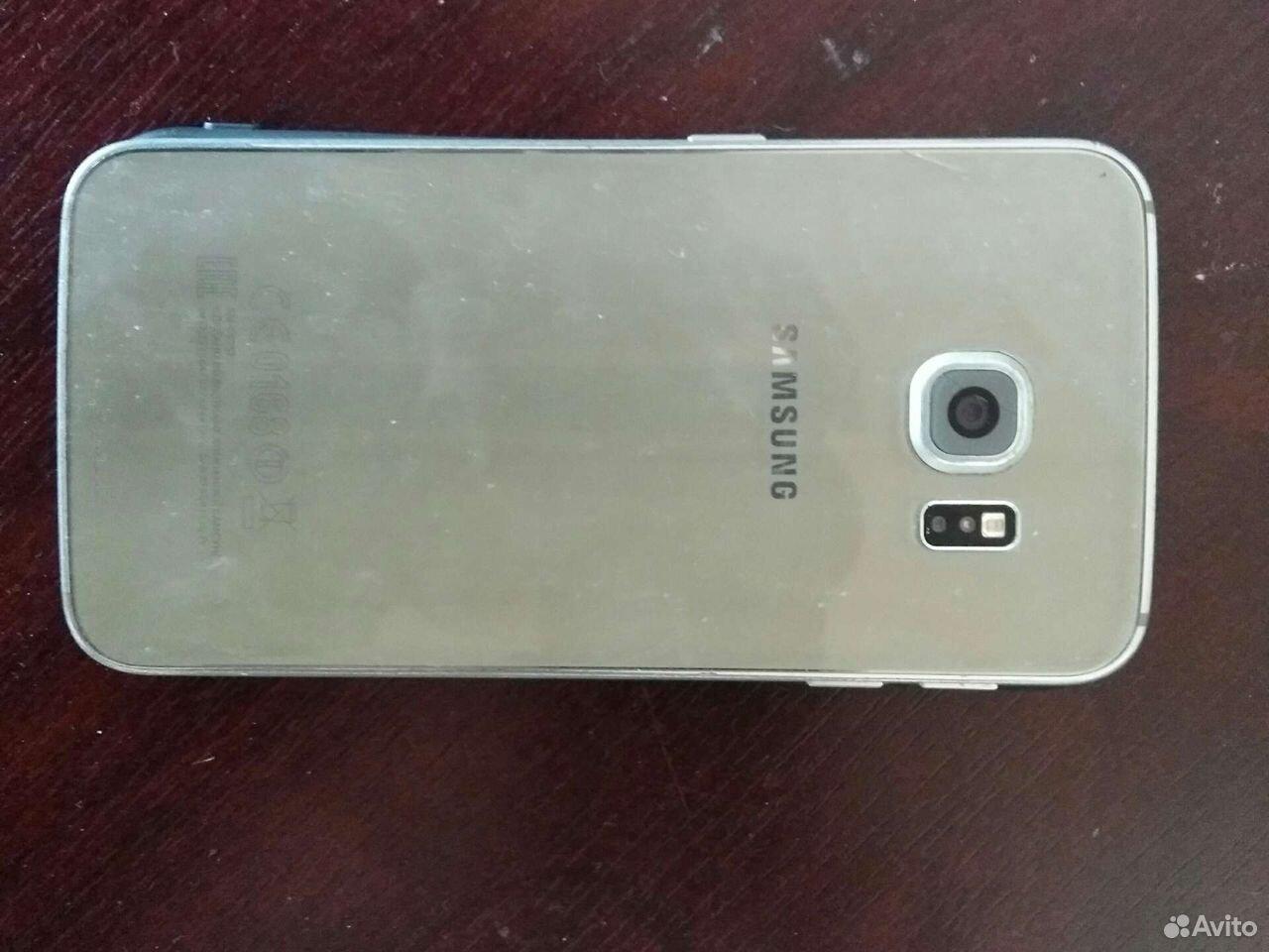 Телефон Samsung s6 edg