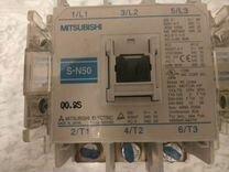 Контакторы mitsubishi 80 А, 3 фазы