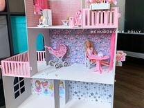 Домик Барби цветной
