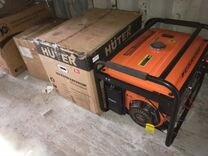 Новые генераторы от 0,8 до 6,5 квт