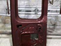 Двери багажника ларгус