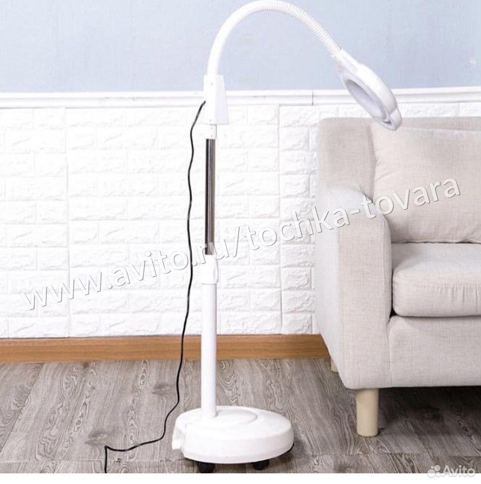 Лампа Лупа (белая)  89133150925 купить 1