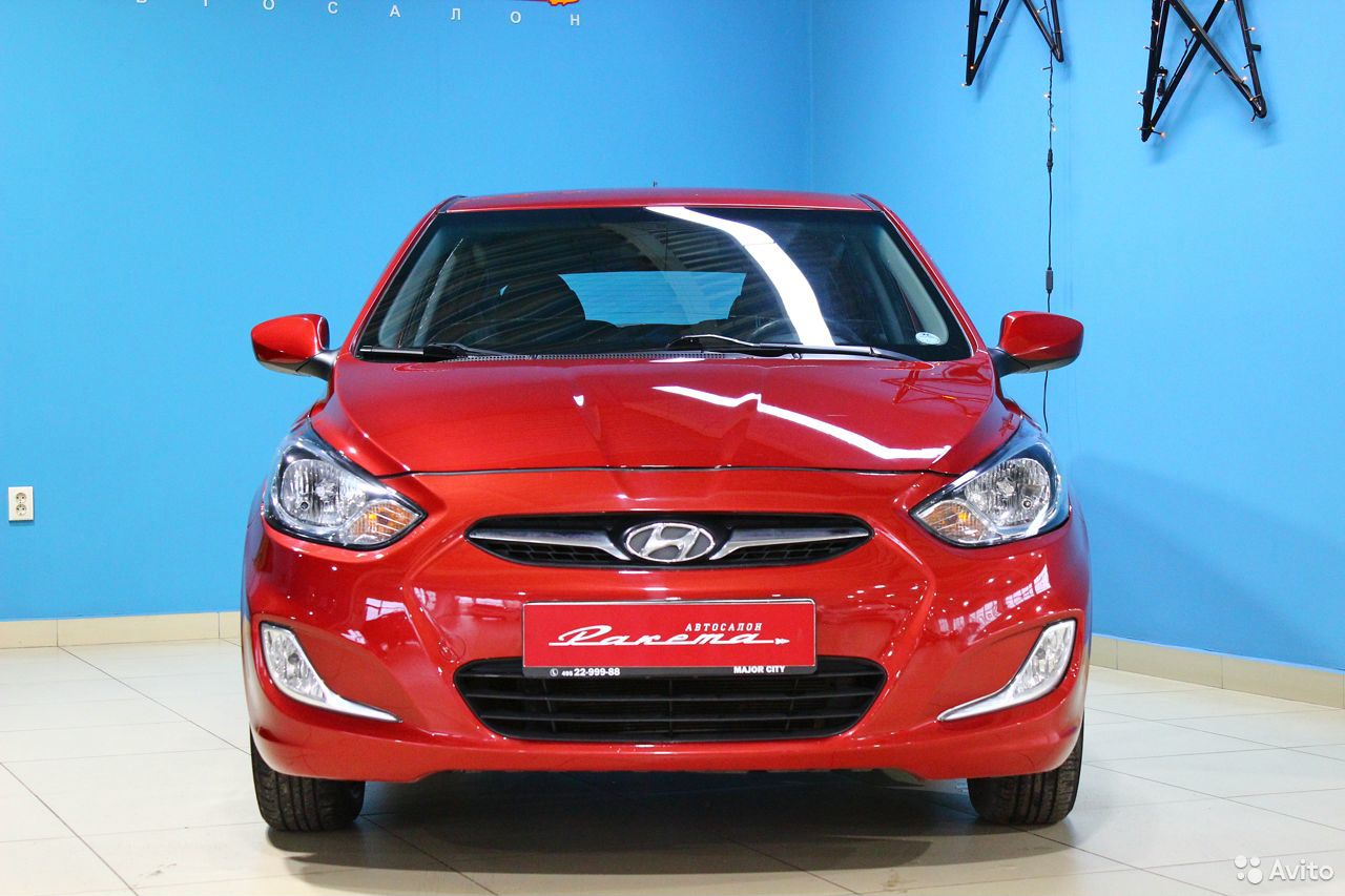 Hyundai Solaris, 2012  89102977578 купить 2