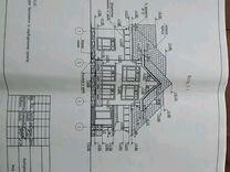 Проект дома, коттеджа. Рабочий проект