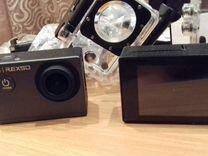 Action camera ELE Explorer X 2шт