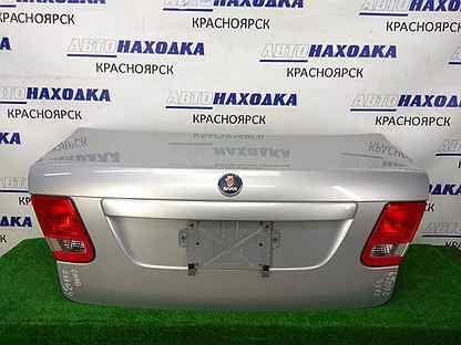 Крышка багажника задняя Saab 9-3 YS3F B207E