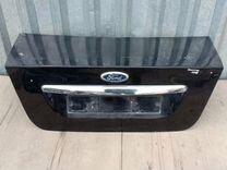 Крышка багажника форд фокус 2 рестайлинг седан
