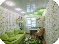 Натяжные потолки люкс