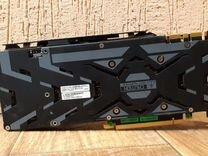 Видеокарта KFA2 geforce GTX1080 TI EX OC 11Гб