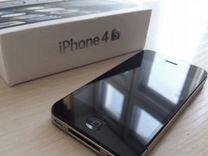 iPhone 4s 16Gb в новом состоянии