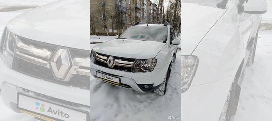 Renault Duster, 2017 купить в Костромской области | Автомобили | Авито