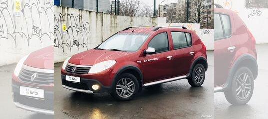 Renault Sandero Stepway, 2014 купить в Республике Карелия   Автомобили   Авито