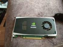 Nvidia quadro FX 1800 — Товары для компьютера в Москве