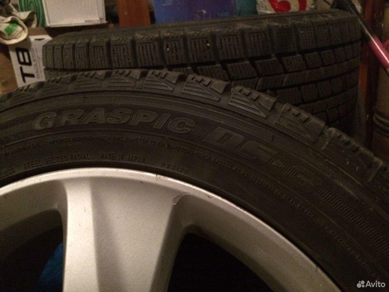 Зимние шины Dunlop Graspic DS3 225 50 r17  89066444959 купить 2