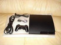 Sony PS3 250 гб прошивайка