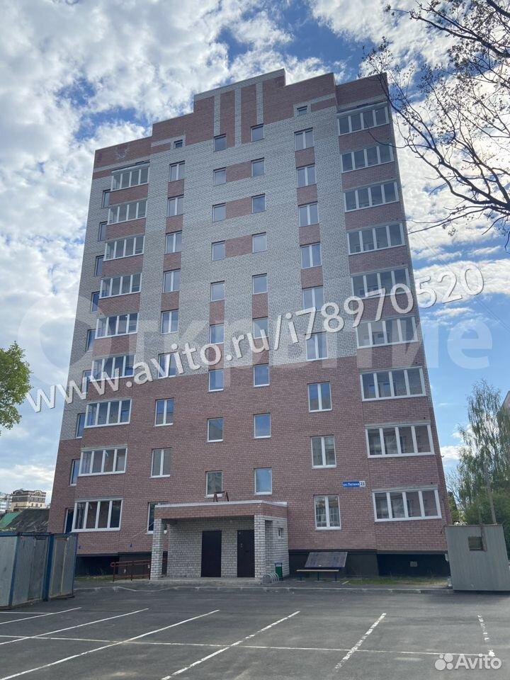 2-к квартира, 65.6 м², 5/9 эт.