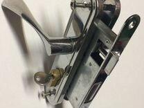 Дверная ручка, замок, сердцевина с ключом в компле