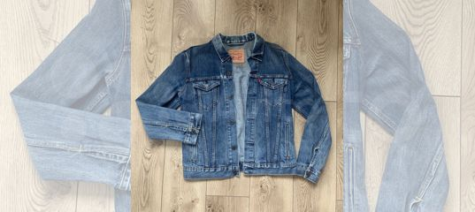 Куртка джинсовая Levis купить в Москве   Личные вещи   Авито